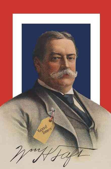 William Howard Taft - 1908 campaign poster