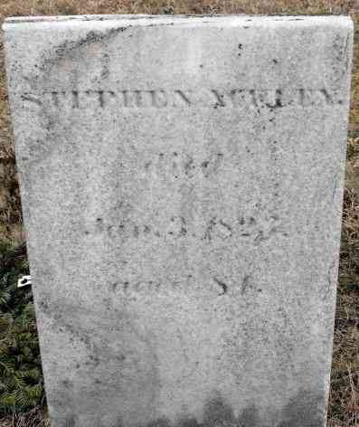 Stephen ACKLEY - Grave