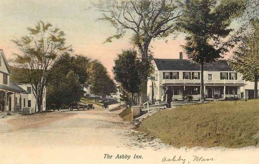 Ashby, Massachusetts, USA