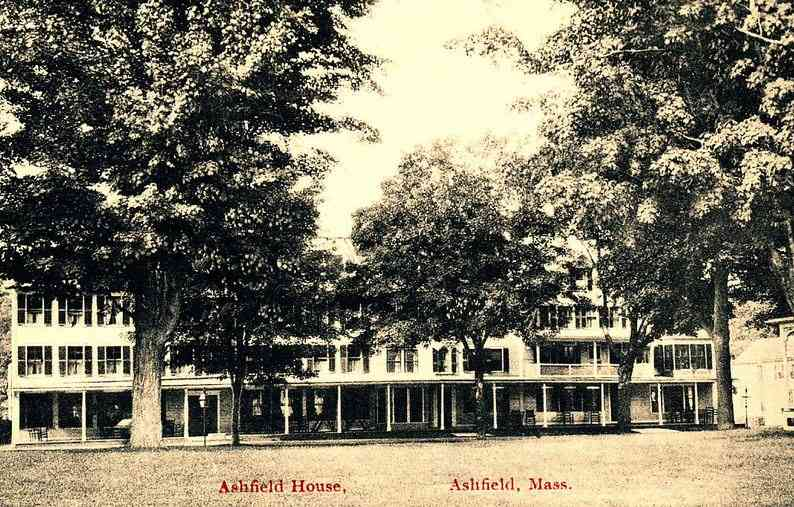 Ashfield, Massachusetts, USA
