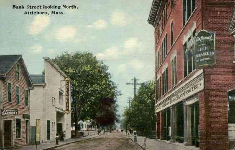 Bronson Building - Attleboro.org