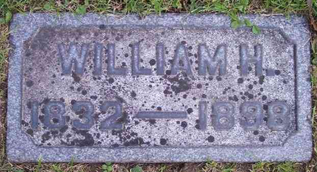 William H BALDWIN - Grave