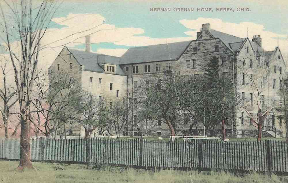 Berea, Ohio, USA - German Orphan Home, Berea, Ohio
