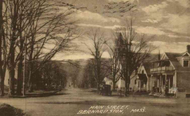 Bernardston Massachusetts Usa History Photos Old