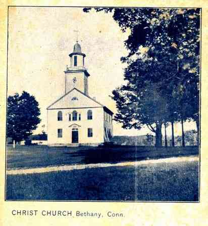 Bethany, Connecticut, USA - Christ Church