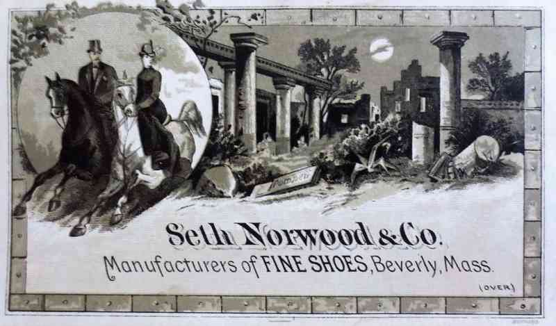 Beverly, Massachusetts, USA  - Seth Norwood & Co
