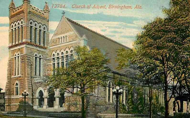 Cathedral Church of The Advent Birmingham Alabama Church of Advent Birmingham