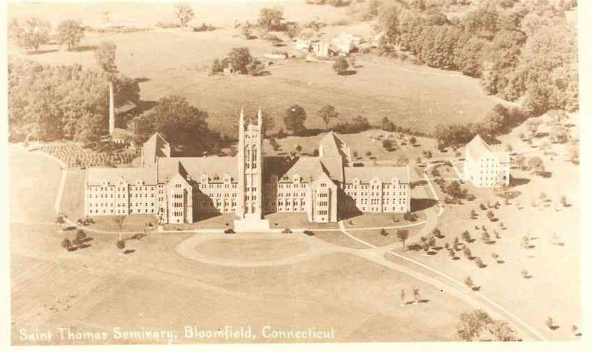 Bloomfield, Connecticut, USA - Saint Thomas Seminary