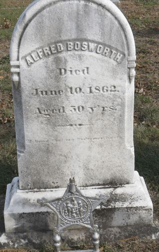 Alfred BOSWORTH - Grave