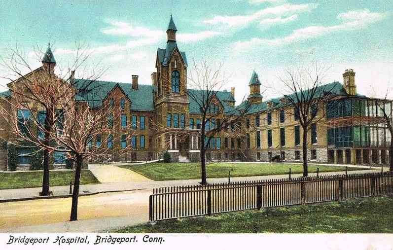 Bridgeport, Connecticut, USA - Bridgeport Hospital