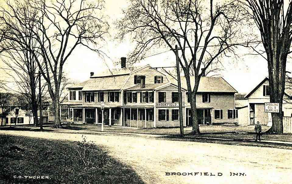 Brookfield, Massachusetts, USA - Brookfield Inn