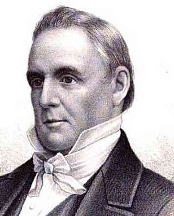 James BUCHANAN -