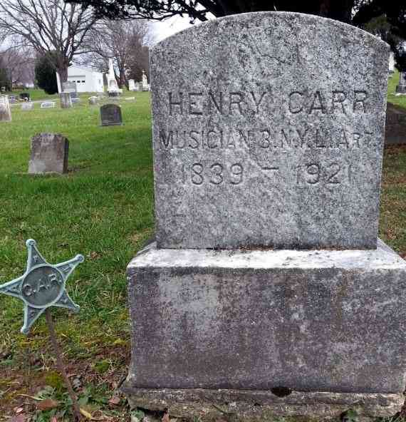 Henry Clay CARR - Grave