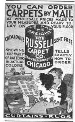 Chicago, Illinois, USA - Carpets by Mail