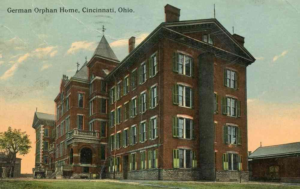 Cincinnati, Ohio, USA - German Orphan Home