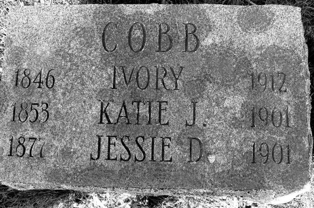Ivory Cobb - Grave