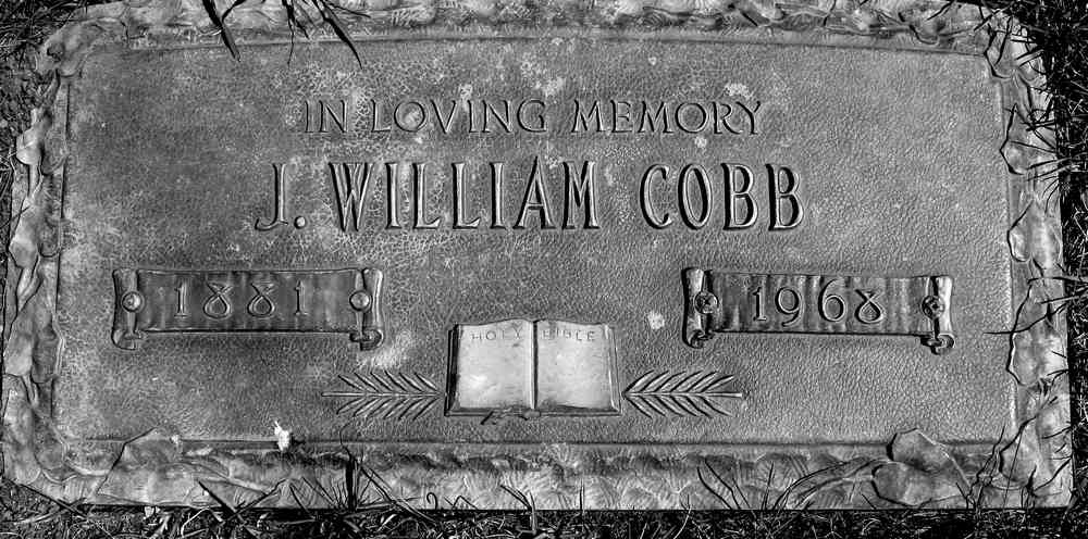 Joseph William COBB - Grave