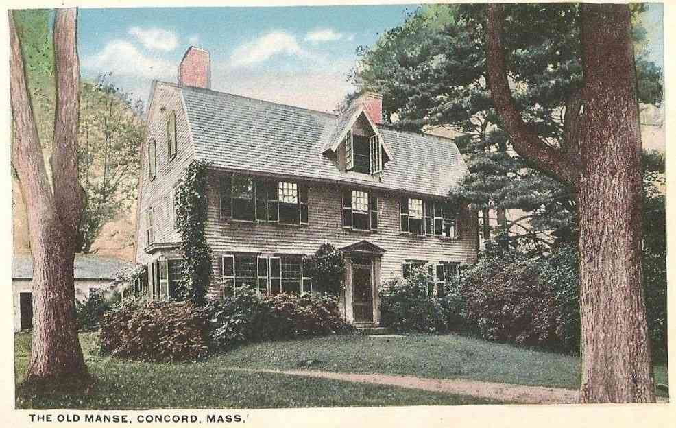 Concord, Massachusetts, USA - The Old Manse