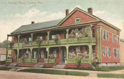 Conway, Massachusetts, USA - Conway House