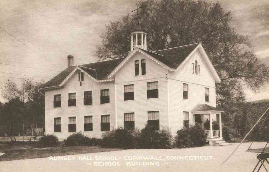 Cornwall, Connecticut, USA - Rumsey Hall School