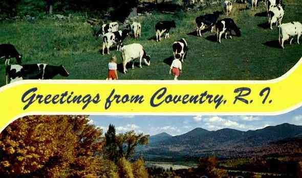 Coventry, Rhode Island, USA -