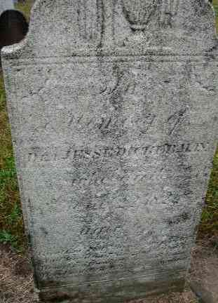 Jesse DICKERMAN - Grave