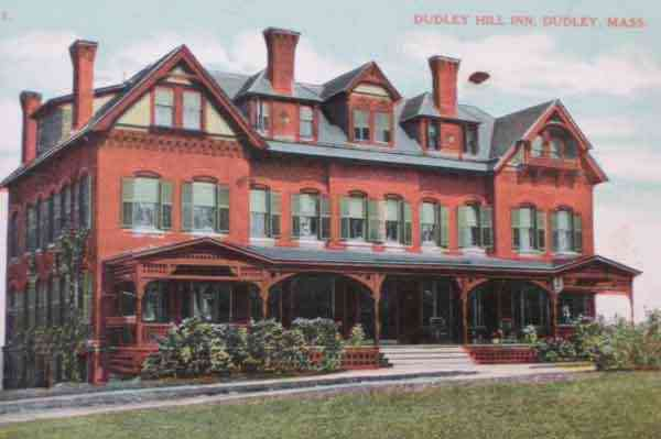 Dudley, Massachusetts, USA - Dudley Hill Inn, Dudley, MA