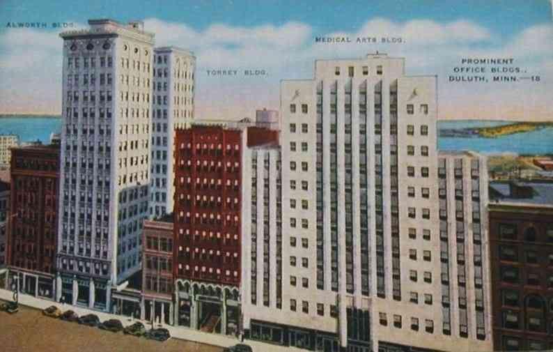 Duluth Minnesota Usa History Photos Stories News