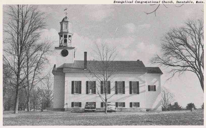 Dunstable, Massachusetts, USA - Evangelical Congregational Church