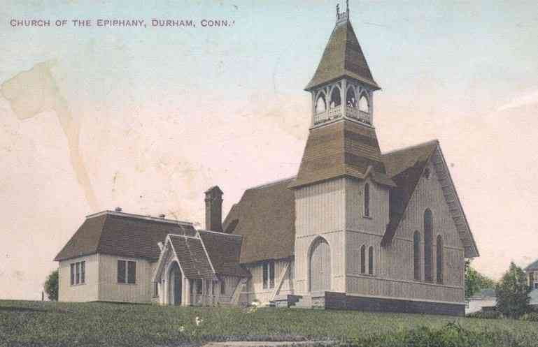 Durham, Connecticut, USA - Church of the Epiphany