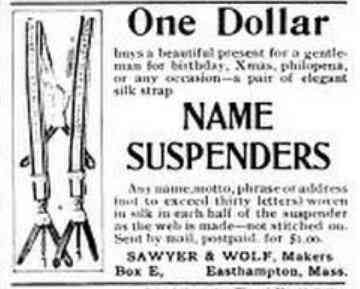 Easthampton, Massachusetts, USA - One Dollar