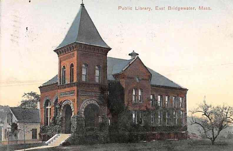 East Bridgewater, Massachusetts, USA - Public Library