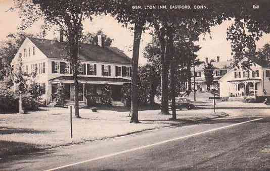 Eastford, Connecticut, USA - Gen. Lyon Inn, Eastford, Conn.