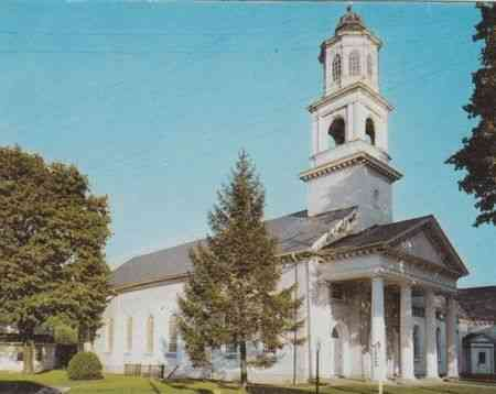 Emmaus, Pennsylvania, USA - Moravian Church