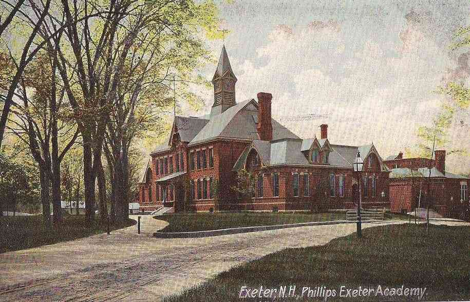 Exeter, New Hampshire, USA - Phillips Exeter Academy