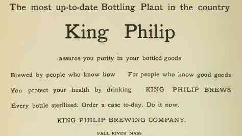 Fall River, Bristol, Massachusetts, USA - The most up-to-date Bottling Plant in the Country
