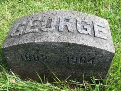 George Crosley Feige - Grave - Pittsfield Cemetery, Pittsfield, Massachusetts