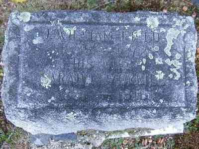 James William Field - Grave