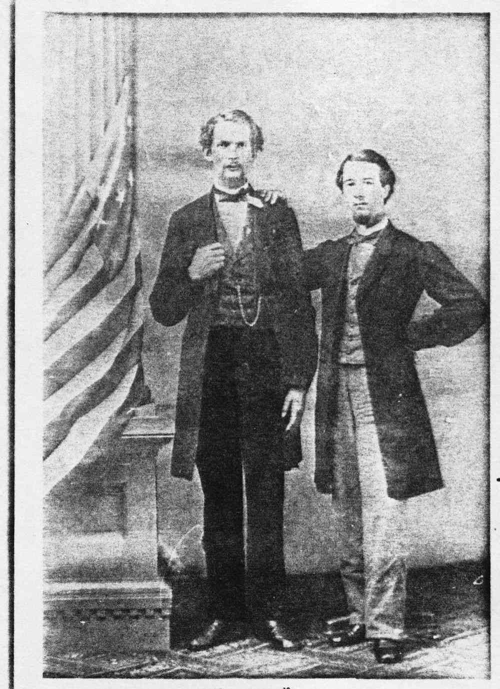 George Washington Salisbury - George W. Salisbury and George S. Bentley
