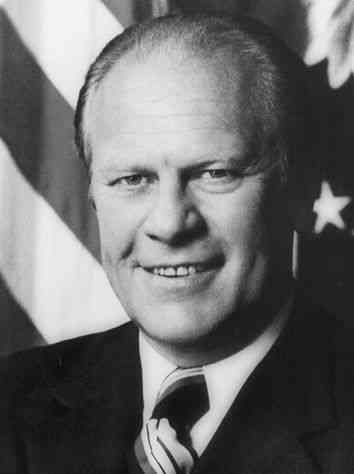 Gerald Rudolph FORD -