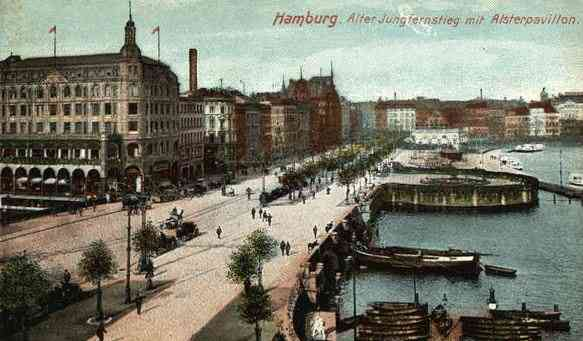 , Germany (German States) (German Empire) - Hamburg