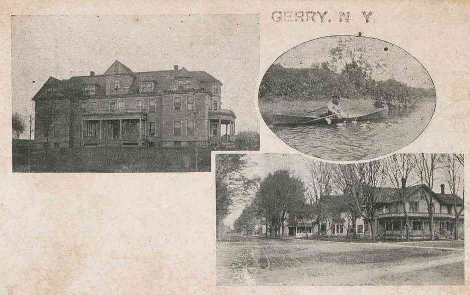 Gerry, New York, USA -