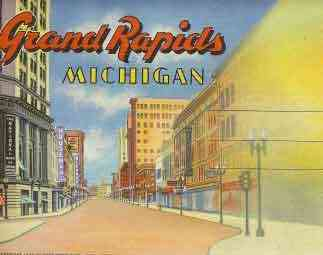 Grand Rapids, Michigan, USA -