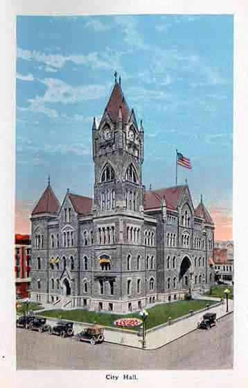 Grand Rapids, Michigan, USA - City Hall, Grand Rapids, Mich.