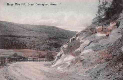 Great Barrington, Massachusetts, USA (Housatonic) - Three Mile Hill