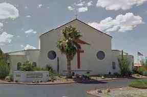 Green Valley, Arizona, USA - Church of Our Lady of the Valley