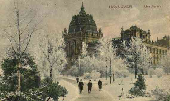 Hanover, Lower Saxony, Germany (Hannover) -