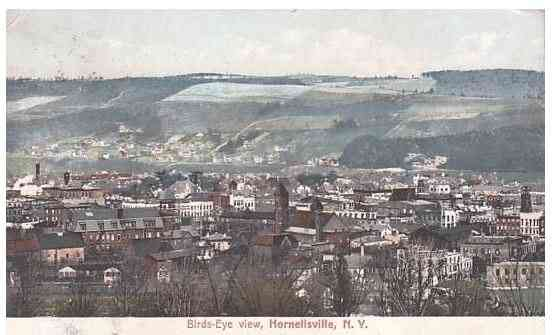 Hornell, New York, USA
