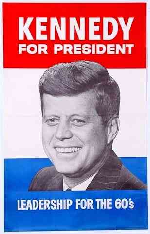 John Fitzgerald KENNEDY - Presidential campaign ad