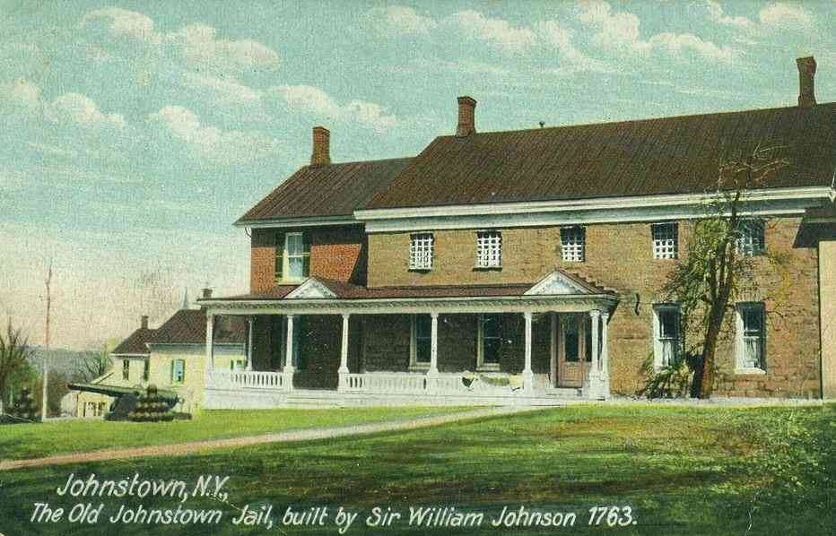 Johnstown, New York, USA - Johnstown, N.Y.